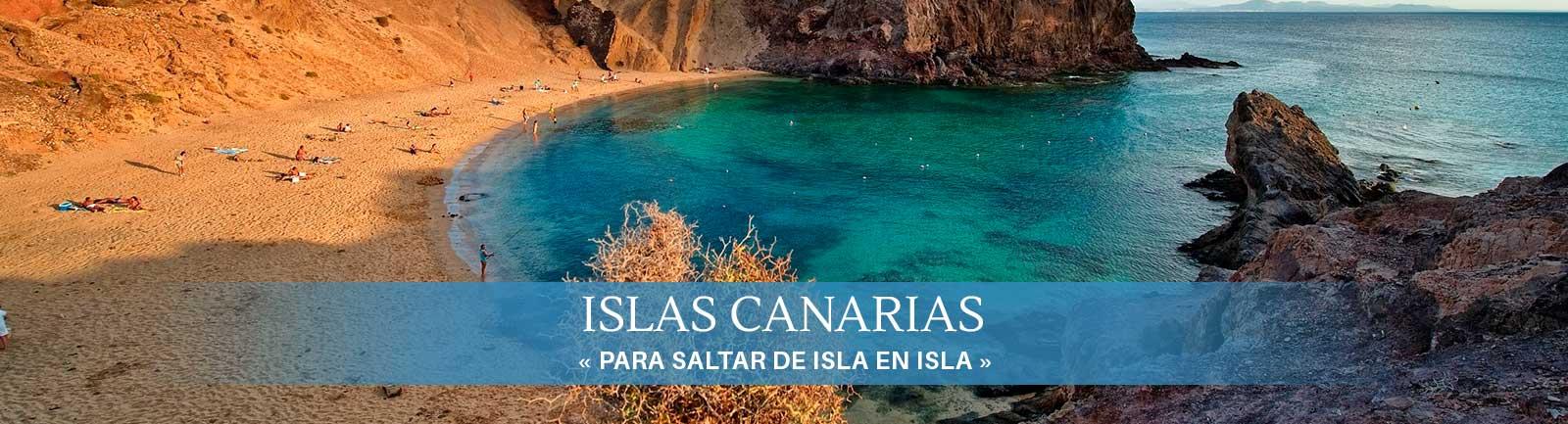 Destino Islas Canarias