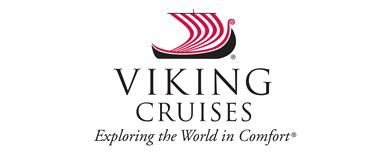 Logo Naviera Viking cruises