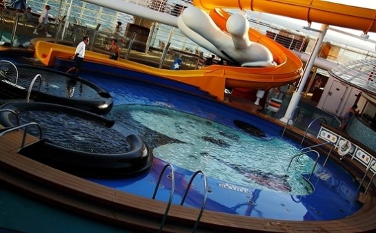 Barco Disney Magic