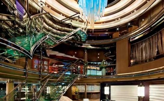 Barco ms Nieuw Amsterdam