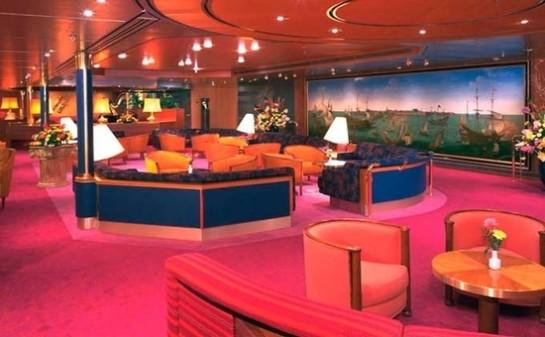 Barco ms Zaandam