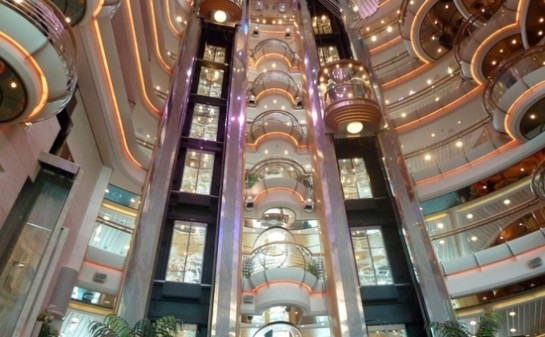 Barco Radiance of the Seas