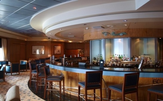 Interior Barco Queen Mary 2
