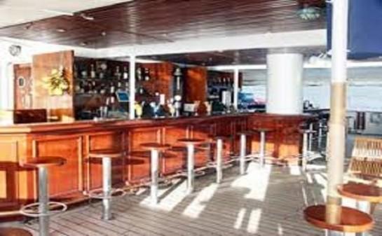 Interior Barco Star Clipper