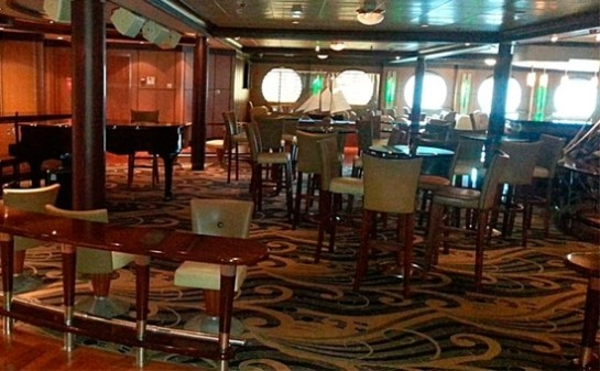 Interior Barco Empress of the Seas