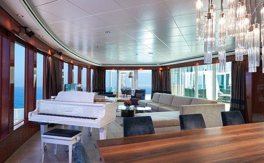 Interior Barco Norwegian Jade