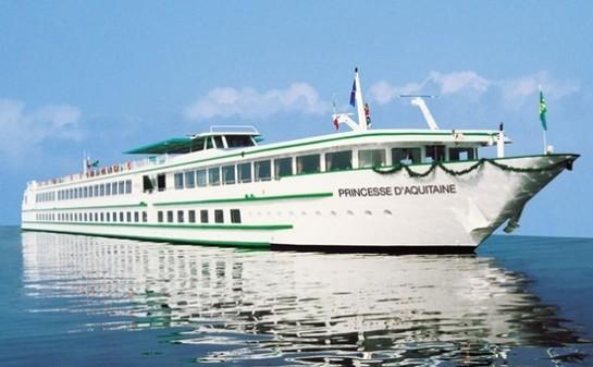 Barco MS Princesse dAquitaine