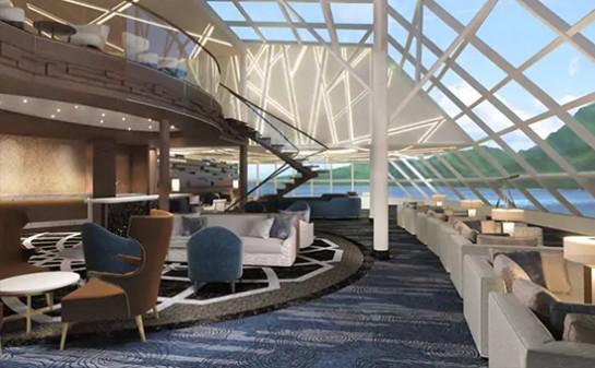 Interior Barco Norwegian Encore