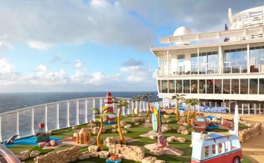 Barco Symphony of the Seas
