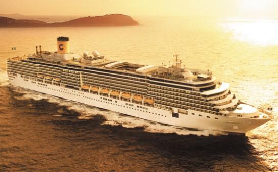 Barco Costa Deliziosa