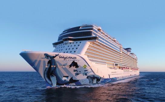 Barco Norwegian Bliss