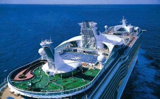 Barco Brilliance of the Seas