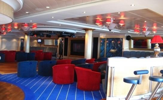 Barco Norwegian Dawn