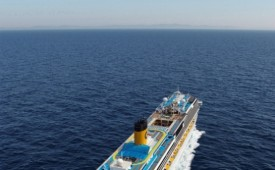 Barco Costa Pacifica