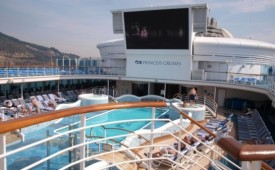 Barco Crown Princess