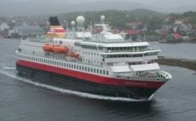 Barco MS Nordnorge