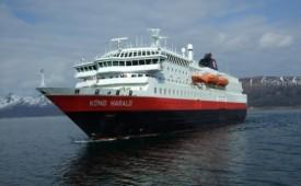 Barco MS Kong Harald