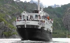 Barco MS Lofoten