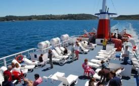 Barco MN Skorpios II