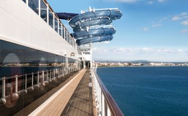 Barco MSC Seaside