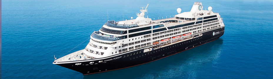 Crucero Azamara Pursuit