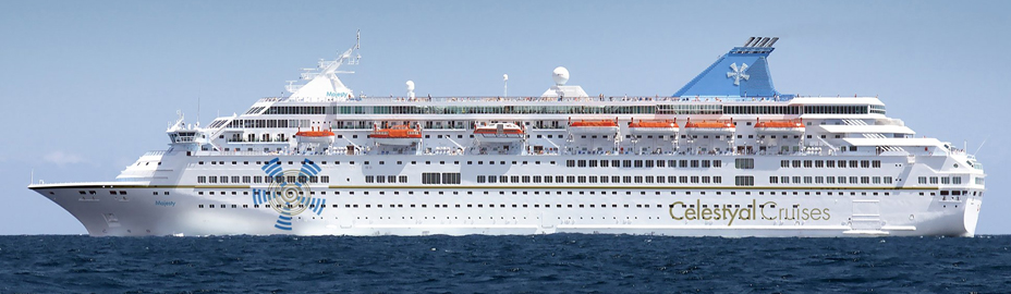 Crucero Celestyal Majesty