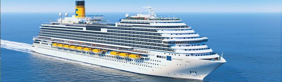 Crucero Costa Venezia