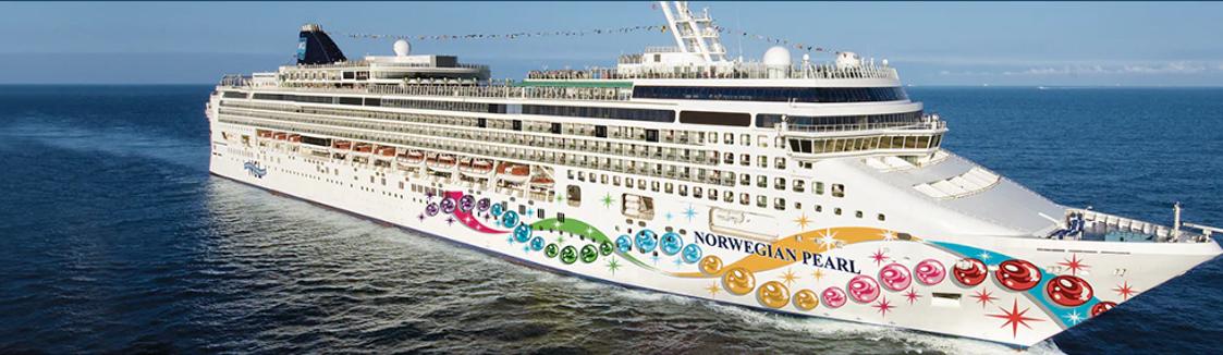 Crucero Norwegian Pearl