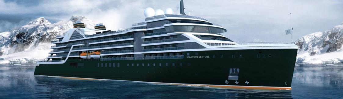 Barco Seabourn Venture