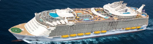 Barco Symphony of the Seas