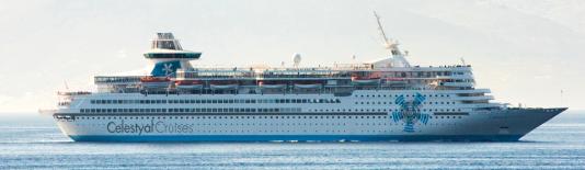 Barco Celestyal Olympia