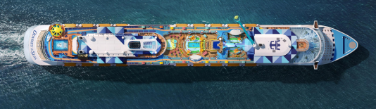 Barco Odyssey of the Seas