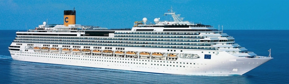 Crucero Costa Mediterranea