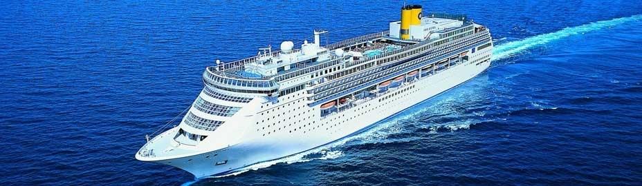 Barco Costa Victoria