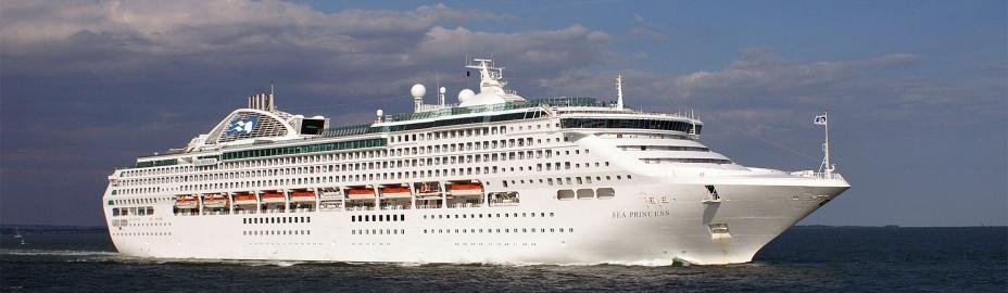 Crucero Sea Princess