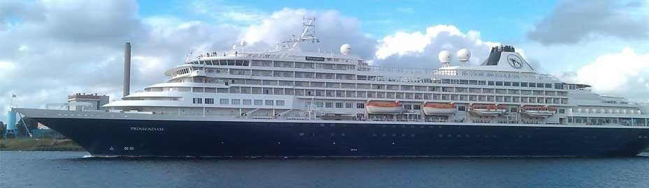 Crucero ms Prinsendam