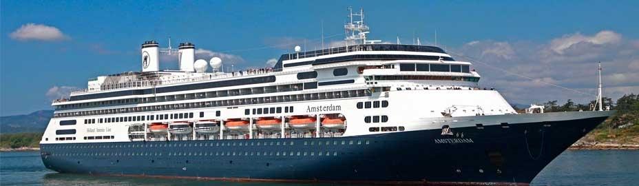 Crucero ms Amsterdam
