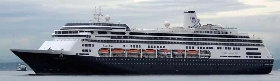 Crucero ms Zaandam