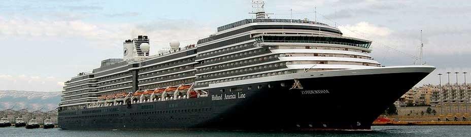 Crucero ms Zuiderdam