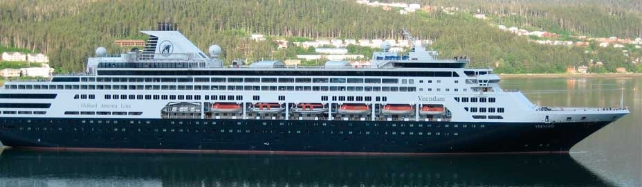 Crucero ms Veendam