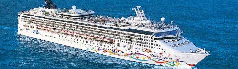 Crucero Norwegian Star
