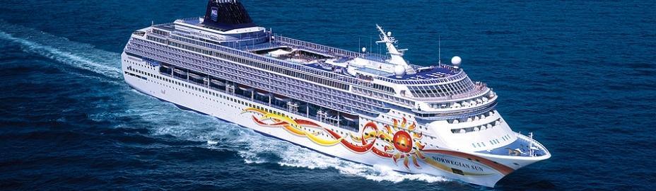 Crucero Norwegian Sun