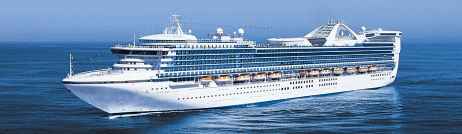 Crucero Star Princess