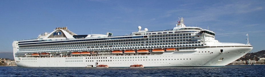 Barco Grand Princess