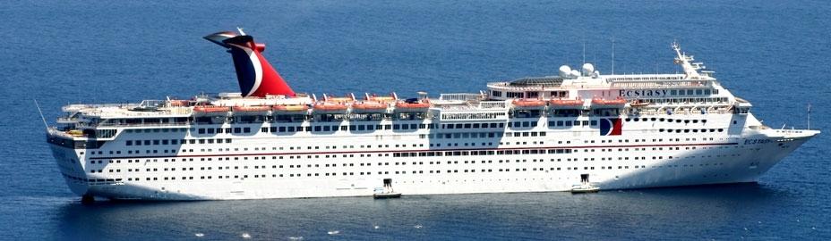 Crucero Carnival Ecstasy
