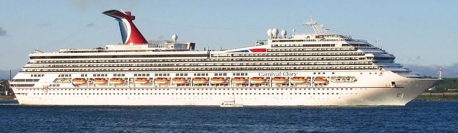 Crucero Carnival Glory