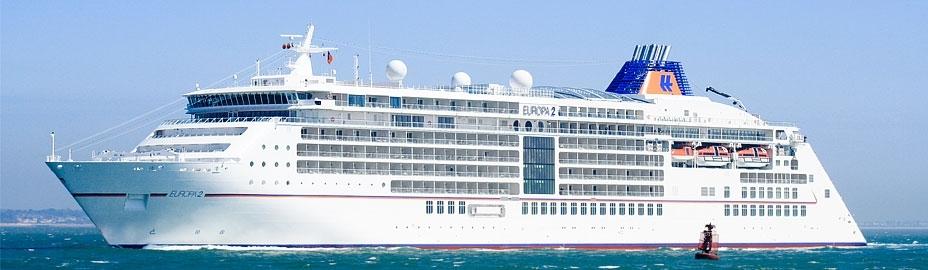Crucero Ms Europa 2