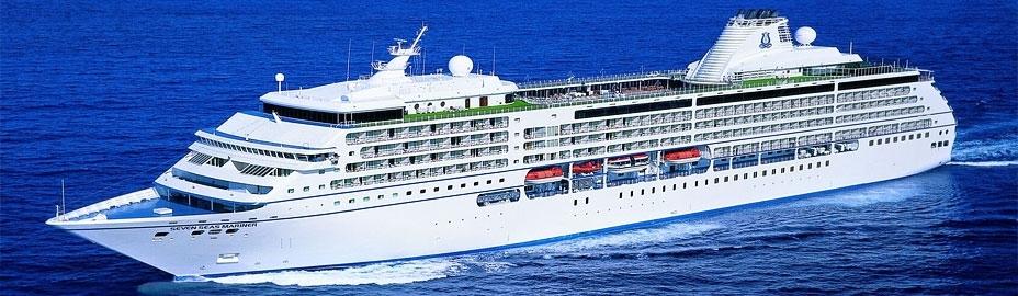 Barco Seven Seas Mariner