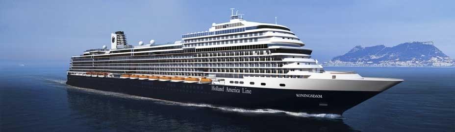 Crucero ms Koningsdam