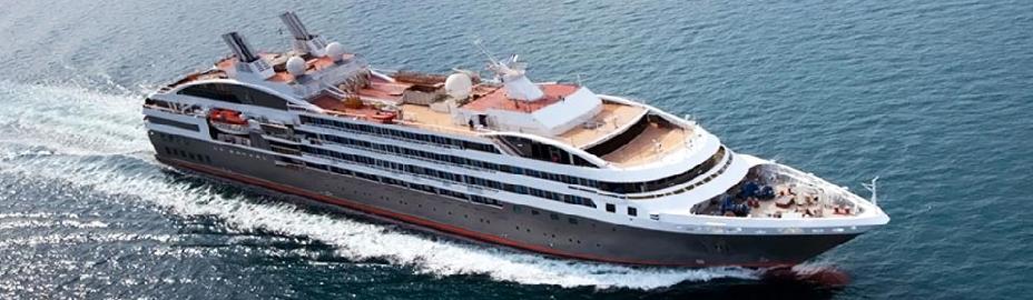 Crucero Le Boréal